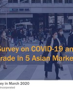 Opinion Survey on COVID-19 and Wildlife Trade in Five Asian Markets Brochure