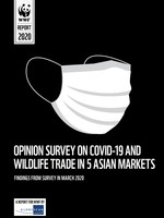 Summary of findings: Opinion Survey on COVID-19 and Wildlife Trade in Five Asian Markets Brochure