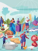 Bending the Curve: The Restorative Power of Planet-Based Diets  Brochure