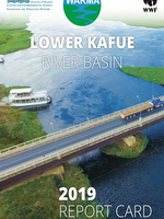 Lower Kafue River Basin 2019 Report Card Brochure