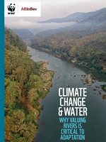 Climate Change & Water - Why Valuing Rivers is Critical to Adaptation Brochure