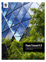Power Forward 4.0: A progress report of the Fortune 500's transition to a net-zero economy Brochure