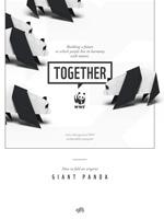 How to fold an origami giant panda Brochure