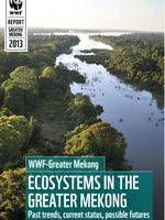 Ecosystems in the Greater Mekong: Past Trends, Current Status, Possible Futures Brochure