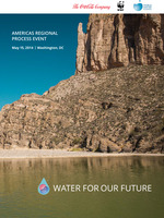 Water for Our Future: Americas Regional Process Event Brochure