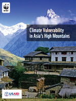 Climate Vulnerability in Asia's High Mountains: How climate change affects communities and ecosystems in Asia's water towers Brochure