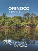 Orinoco River Report Card cover
