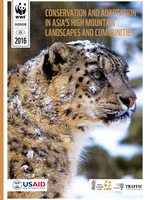 Conservation and Adaptation in Asia's High Mountain Landscapes and Communities Brochure