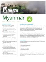 Myanmar Fellowship Guidelines 2017 Brochure