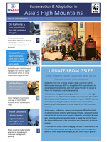 Asia High Mountains Newsletter: Issue 4 Brochure